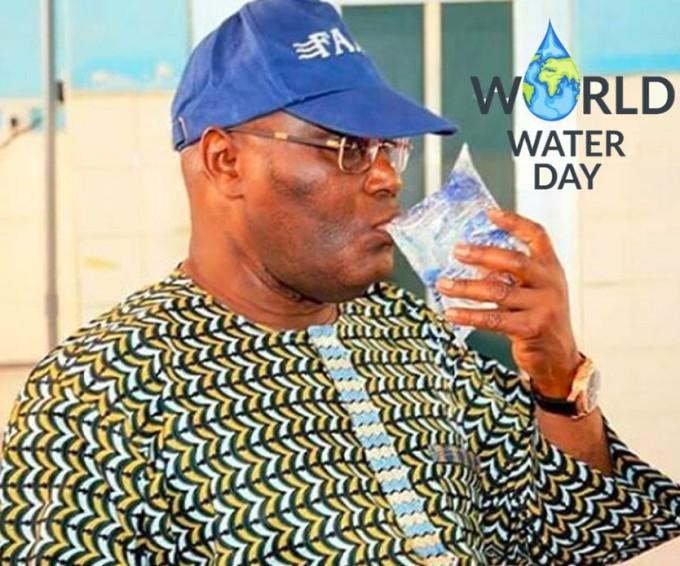 World Water Day 2017 Focus