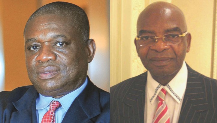 Orji Kalu and Arthur Eze 2